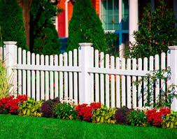 Vinyl Picket Fence Heavy Duty Vinyl Picket Fence Panels Fast Shipping