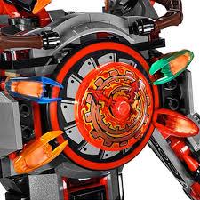 Dawn of Iron Doom | 734 pcs | Lego Ninjago Compatible Set - Shimada's Toy  Store
