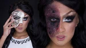 burned sfx drag makeup tutorial