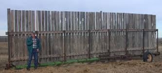 Portable Windbreak Fences Cattle Government Of Saskatchewan