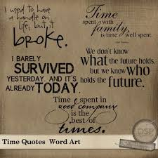 quotes about time spent family quotes