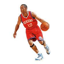 Evan Turner Fathead Jr Nba Basketball Player Wall Accent Sticker Philadelphia 76ers Target