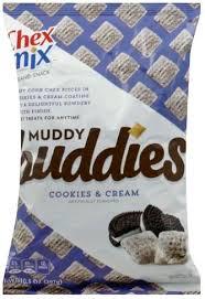 chex mix cookies cream snack 10 5
