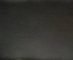 black faux leather auto upholstery