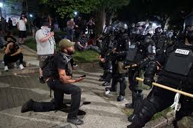 raleigh to impose curfew amid protests