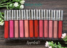 wardah exclusive matte lip cream 12