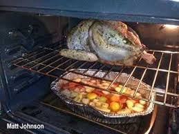 smoked and grilled turkey recipe the