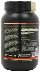 100 whey protein gold standard