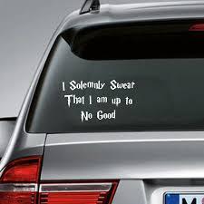 Car Emblems Always Harry Potter Sticker Decal Car Bumper Window Glass Vehicle Parts Accessories Osrglobalconsultancy Com
