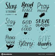 images peace of god and quotes set of hand lettering