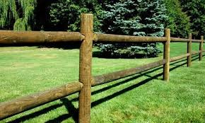 Round Rail Wood Fence 2 And 3 Rail Pressure Treated Southern Yellow Pine Wood Fence Post And Rail Fence Rail Fence