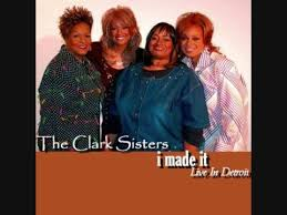 "I Made It"" by Twinkie Clark and The Clark Sisters - YouTube"