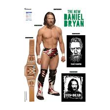 Daniel Bryan Fathead 5 Piece Wall Decals Wwe Us