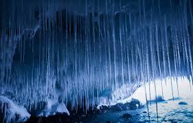 wallpaper winter water nature
