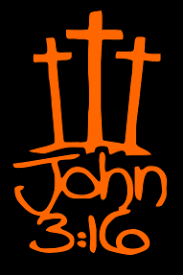 John 3 16 With Cross Window Decal Window Decals Lesson Guitar Lessons
