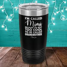 I M Called Mimi Laser Etched Tumbler Piper Lou Collection