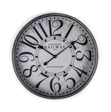 30 large wall clocks that don t