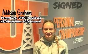 """UF Womens Soccer on Twitter: """"Excited to welcome Addie Graham to the Oiler  family. Addie had a standout club and high school career breaking the goal  scoring record at Perrysburg HS. Addie"""