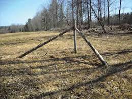 Build Triangular Fence Corner Posts Diy Mother Earth News