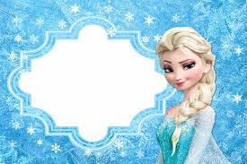 Frozen Free Printable Cards Or Party Invitations Tarjetas De