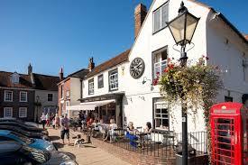 Wickham Square | Wickham – enchanting, historical town in ...