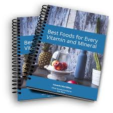 Best Foods for Every Vitamin and Mineral | Avis Ward