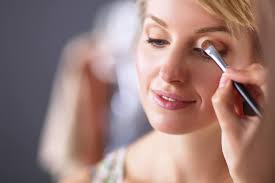 fine lines with skin care and makeup