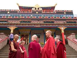 Buddhism in Scotland. Kagyu Samye Ling... - The Land Of Buddha | Facebook