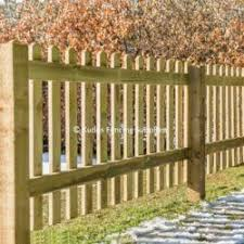 Picket Palisade Fencing Kits Buy Fencing Supplies Uk Delivery Picket Fence Post And Rail Fence Picket Fence Panels