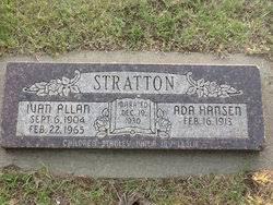 Ivan Allan Stratton (1904-1965) - Find A Grave Memorial