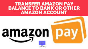 transfer amazon pay balance to bank or
