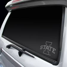 Iowa State Cyclones Chrome Window Graphic Decal Washington Redskins Cincinnati Reds Kansas City Royals