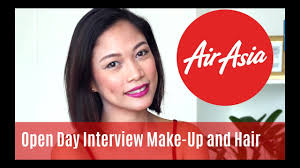 air asia cabin crew open day interview
