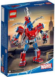 Đồ chơi LEGO Chiến Giáp Người Nhện 76146