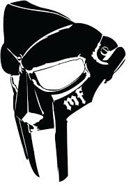 Mf Doom Mask Vinyl Decal Sticker For Car Truck Window Computer Tablet In 2020 Mf Doom Mf Doom Mask Graffiti Characters