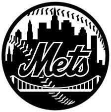 New York Mets Logo Decal