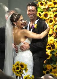 Ace Young and Diana DeGarmo | The Most Stunning Celebrity Spring Weddings |  POPSUGAR Celebrity Photo 31