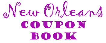 free new orleans coupon book 2020