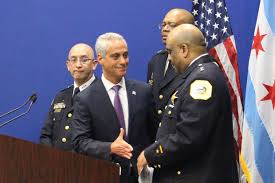 Eddie Johnson Can Bring Officer Morale Up, Chicago Violence Down ...