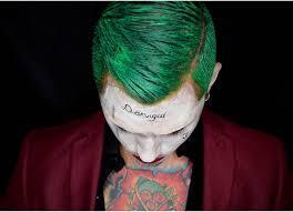beauty doll kris w joker clown