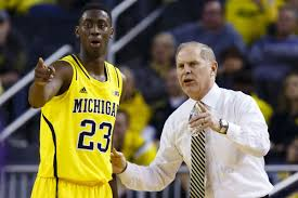 Michigan star Caris LeVert out for the ...