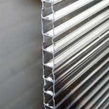 8mm twin wall polycarbonate sheets