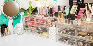 19 makeup organizer ideas diy makeup