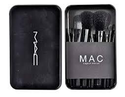 amazon m a c makeup brush set