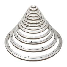 18 inch 457mm lazy susan rotating