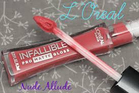 l oreal allude infallible pro