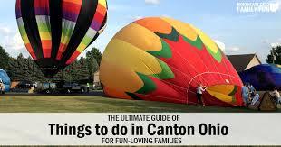 canton ohio for fun loving families