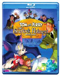 Amazon.com: Tom and Jerry Meet Sherlock Holmes (Blu-Ray): Malcolm ...