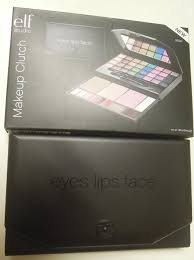 elf studio makeup clutch palette review