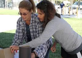 Residents volunteer to clean up Rainbow - Village News